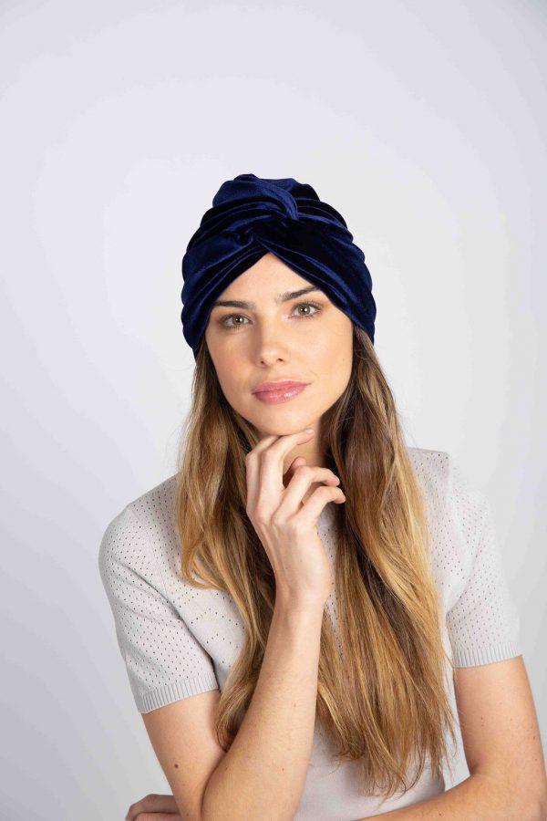 royal blue turban