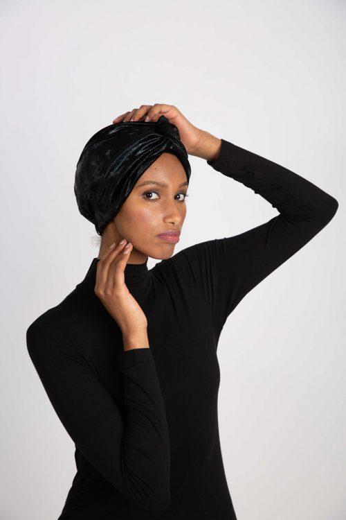 Elegant turban